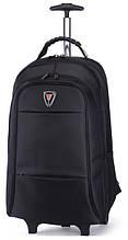 Рюкзак для ноутбуков на колесах Sumdex BT-360BK 40 л