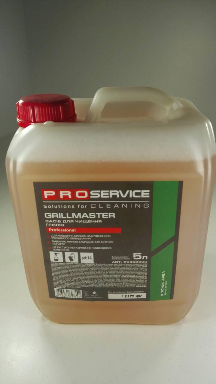 """Средство для мытья гриля   5 литра """"грильмастер PRO"""" (1 шт)"""