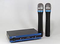 Радиомикрофоны DM SN 2000 SONY, беспроводная микрофонная система, радиомикрофоны для вокала