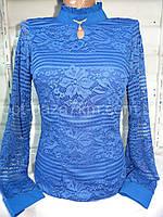 Женские блузки оптом купить со склада в Одессе 7 км, (S-2XL, норма)