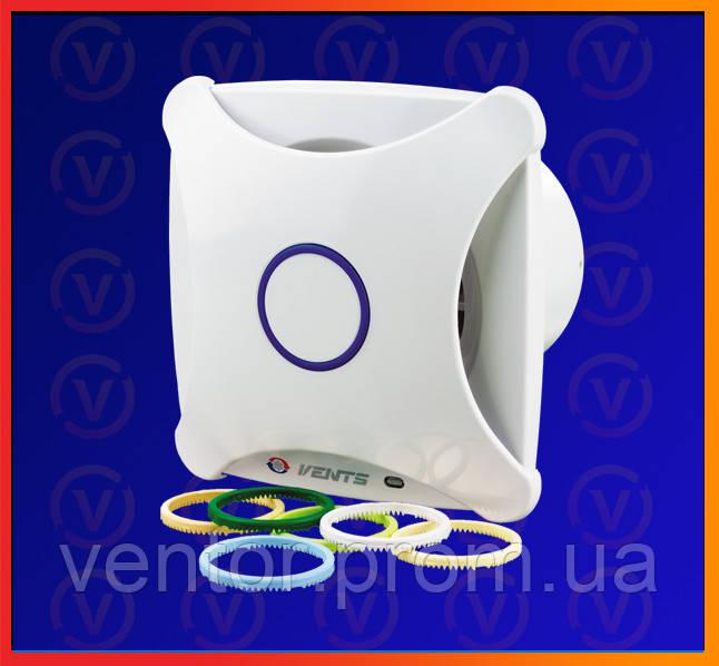 Вытяжной вентилятор Vents ХЛ, D = 125мм