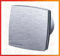 Вытяжной вентилятор Vents ЛДА алюм. мат., D = 125мм