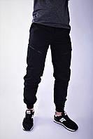 """Мужские черные штаны от бренда ТУР """"Apache"""""""