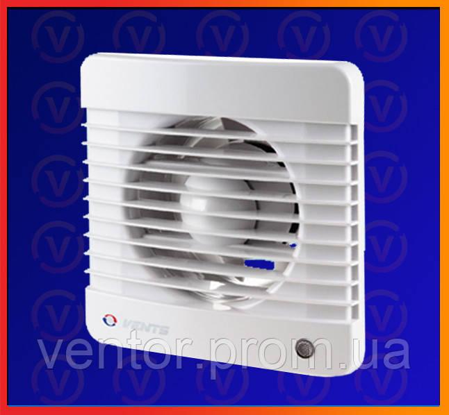 Вытяжной вентилятор Vents МЛ, D = 125мм