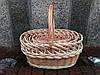 Плетеный пасхальный набор корзин из лозы 4шт