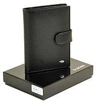 Обложка для водительских документов Classik DR. BOND M5 black натуральная кожа