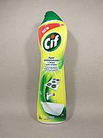 Cif - Крем Универсальный для кухни/ванны Лимон 500мл