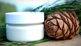 питательный крем с кедровым маслом