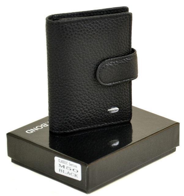 Обложка для водительских документов Classik DR. BOND M50 black натуральная кожа - Lider - интернет магазин модной одежды, обуви и аксессуаров в Одессе