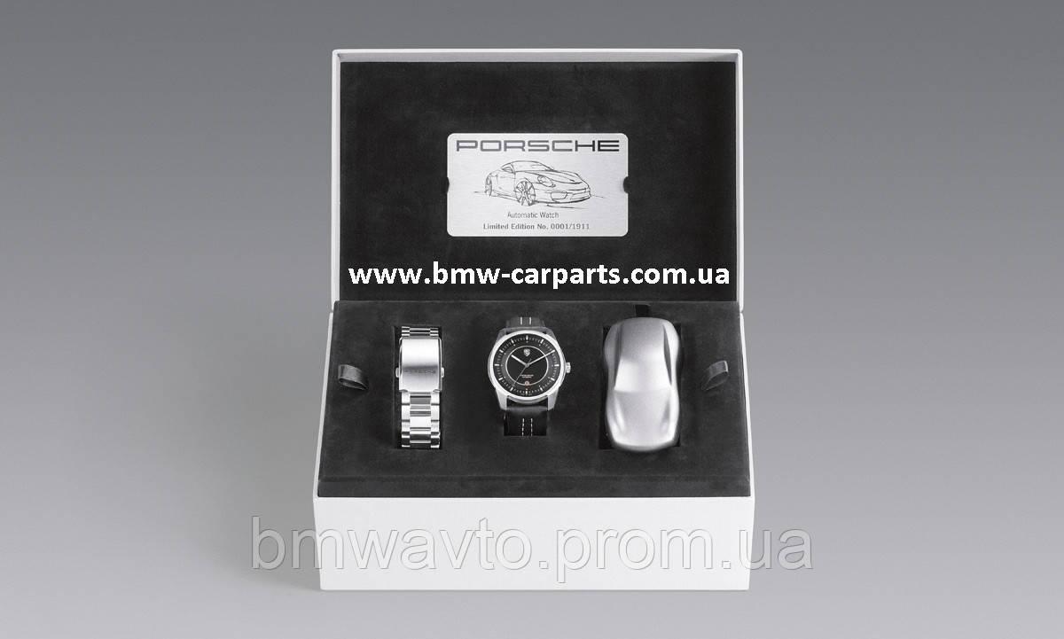 Эксклюзивные наручные часы Porsche Premium Classic Automatic Watch, Limited Edition