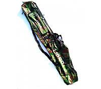 Чехол для удилищ под катушку Libao 2 отделения 90 см