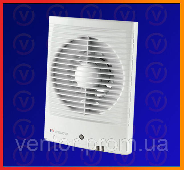 Вытяжной вентилятор Vents М3 ТУРБО, D = 125мм