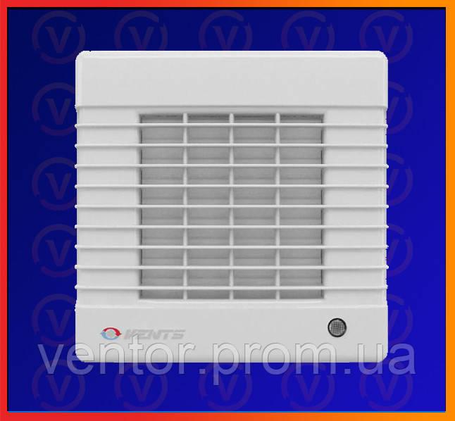 Вытяжной вентилятор Vents МАТН, D = 125мм