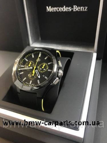 Мужские наручные часы - хронограф Mercedes-Benz Men's Сhronograph Watch, Sport Fashion, фото 2