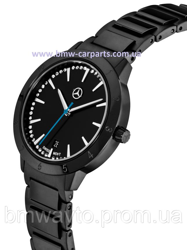 Женские наручные часы Mercedes-Benz Women's Watch, Black Edition, фото 2