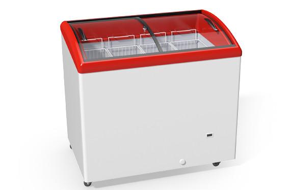Ларь морозильный - морозильная витрина Juka M300S