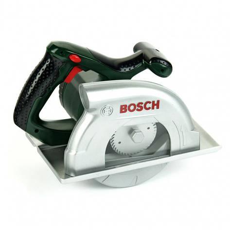 Пила циркулярная игрушечная Bosch Klein 8421, фото 2