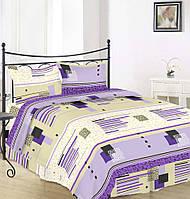 Пододеяльник 220х240 Виолетта бязь