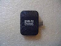 Цифровой ТВ Тюнер DVB-T2 Т2 ( TV Tuner T2 ) micro USB OTG для Android