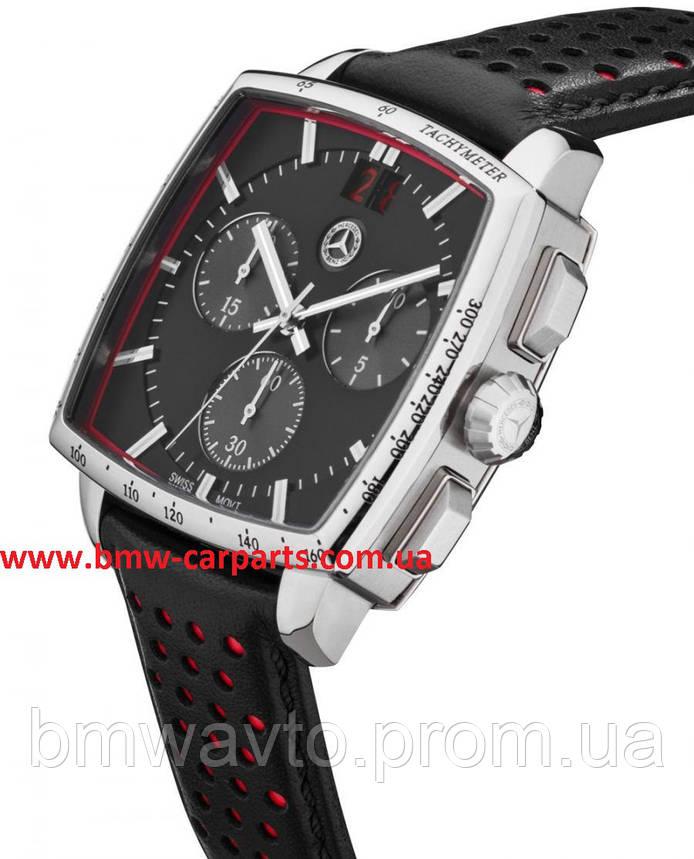 Мужские наручные часы - хронограф Mercedes-Benz Men's chronograph watch, Classic, Rally, фото 2