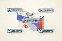 Втулка клапана 2101, 2102, 2103, 2104, 2105, 2106, 2107, 2121 SM выпуск 4шт (направляющая) Москвич-2141 (2101-1007032-22)
