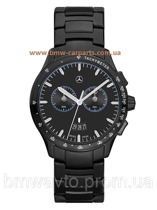 Мужские наручные часы-хронограф Mercedes-Benz Men's Chronograph Watch, фото 2