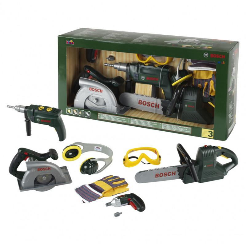 Набор инструментов Bosch Klein 8512
