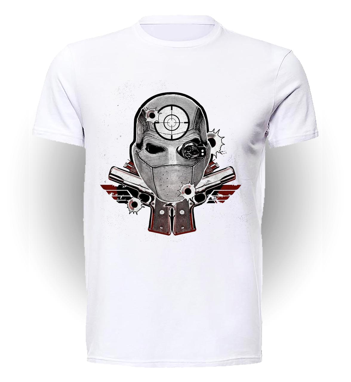 Футболка мужская GeekLand Отряд Самоубийц Suicide Squad DeadshotSS.01.050