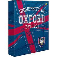 """Папка для тетрадей картоная В5 """"Oxford """""""