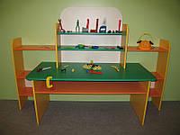 Детская игровая стенка Мастерская. W43