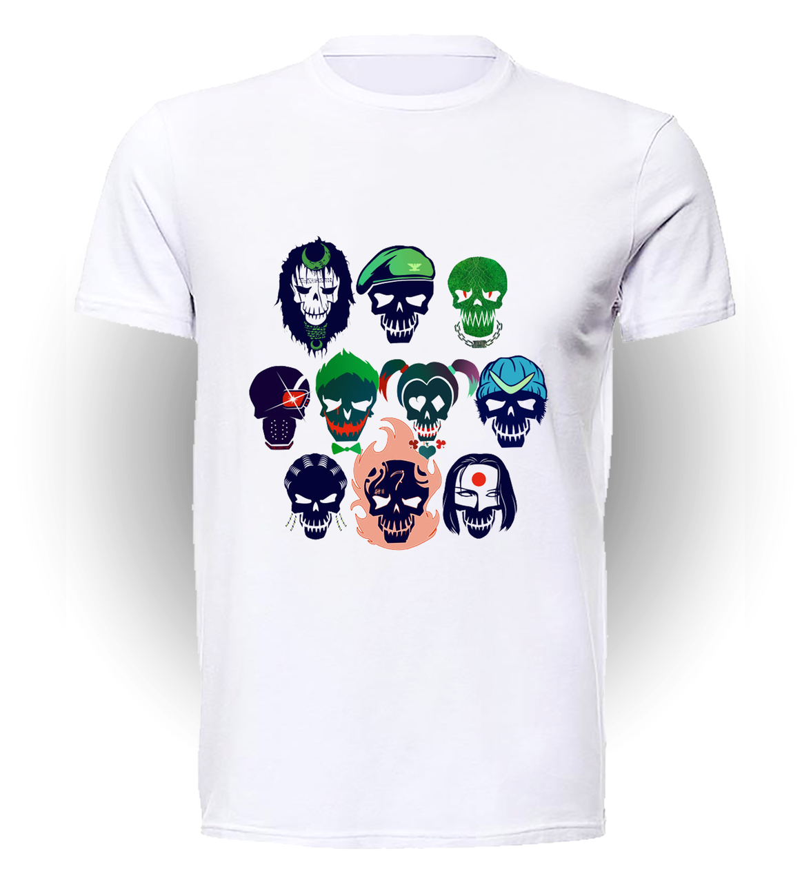 Футболка мужская GeekLand Отряд Самоубийц Suicide Squad Отряд Самоубийц Лого SS.01.057