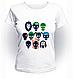 Футболка мужская GeekLand Отряд Самоубийц Suicide Squad Отряд Самоубийц Лого SS.01.057, фото 2