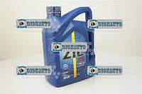 Масло ZIC X5 LPG 10W40  4л (полусинтетика)  (10W40)