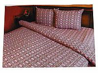 Комплект постельного белья Tirotex жатка  двуспальный двуспальный 1