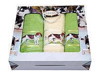 Набор полотенец Gulcan Dogs 3-ка (2л+б) 3