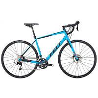Велосипед Felt VR30 matte cyan (black,red) 51cm