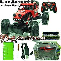 Радиоупровляемый Багги-Джип 4WD 1:10 Красный