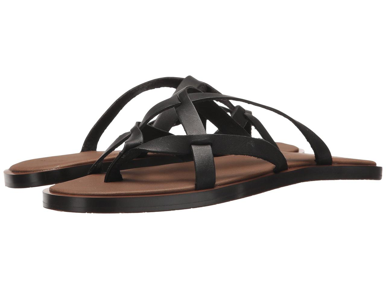 Сандали/Вьетнамки (Оригинал) Sanuk Yoga Strappy Black