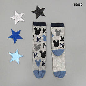 Носки Mickey Mouse для мальчика. р.32-34