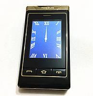 Телефон-раскладушка MAFAM G10 на 2 Сим с внешним дисплеем Батарея 9000Mah