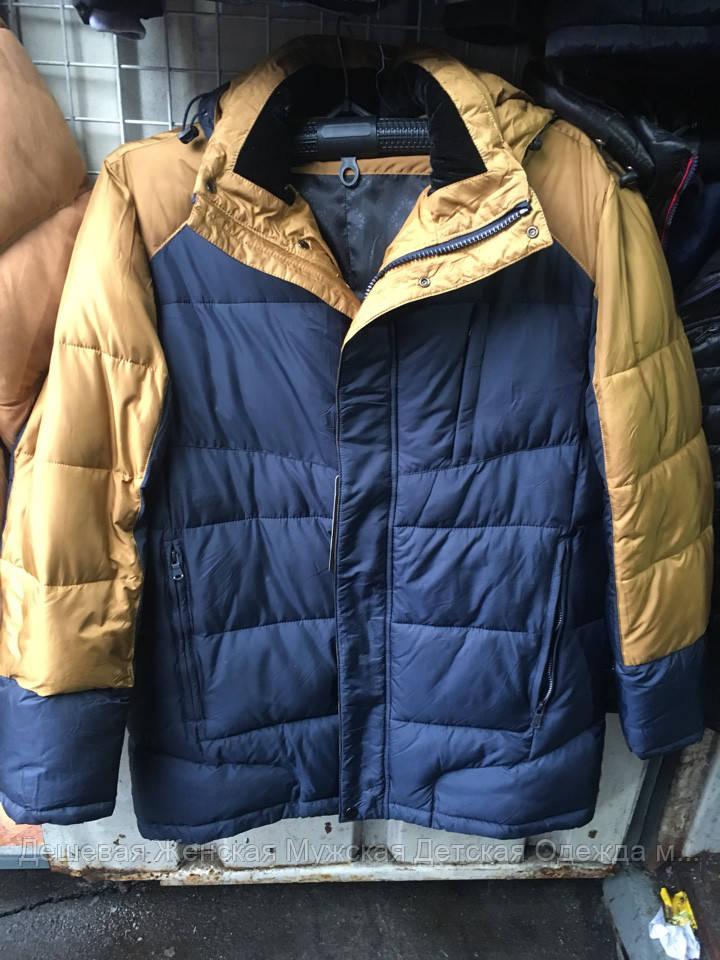 Чоловіча куртка оптом зима Уцінка 1 ростовка