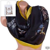 Атласный женский шарф ETERNO 178 на 92 см ES1908-12-1