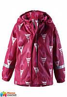 Курточка-дождевик для девочки Reima Koski 521507, цвет 3927