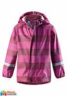 Курточка-дождевик для девочки Reima Vesi 521523, цвет 4624