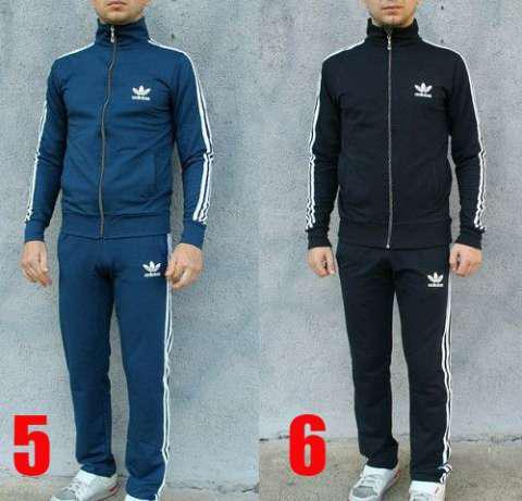 Мужской спортивный костюм Adidas! Адидас классика 7 цветов! e7b64f4cd3292