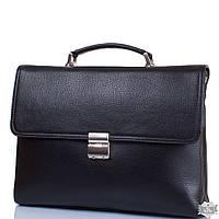 """Кожаный мужской портфель с отделом для ноутбука 12,6"""" KARLET SHI5697-011"""