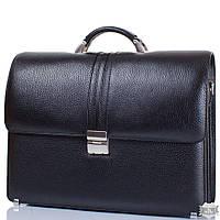 """Кожаный мужской портфель с карманом для ноутбука 12,6"""" DESISAN SHI317-011"""