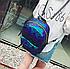 Рюкзак женский городской с пайетками , фото 3