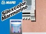 Паропроницаемая минеральная мелкозернистая штукатурка Silexcolor Marmorino 20 кг