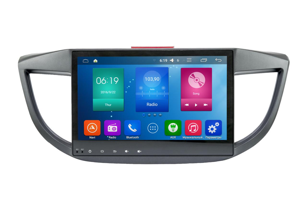 Штатная магнитола SB-1051 для Honda CR-V 2012+ Sound Box